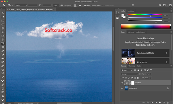 Adobe Photoshop CC 21.1.2Crack With Serial Key Full Torrent