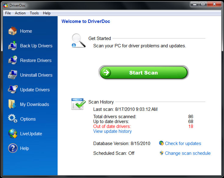DriverDoc 1.8 Crack 2020 Product Key With [Keygen] Free Download