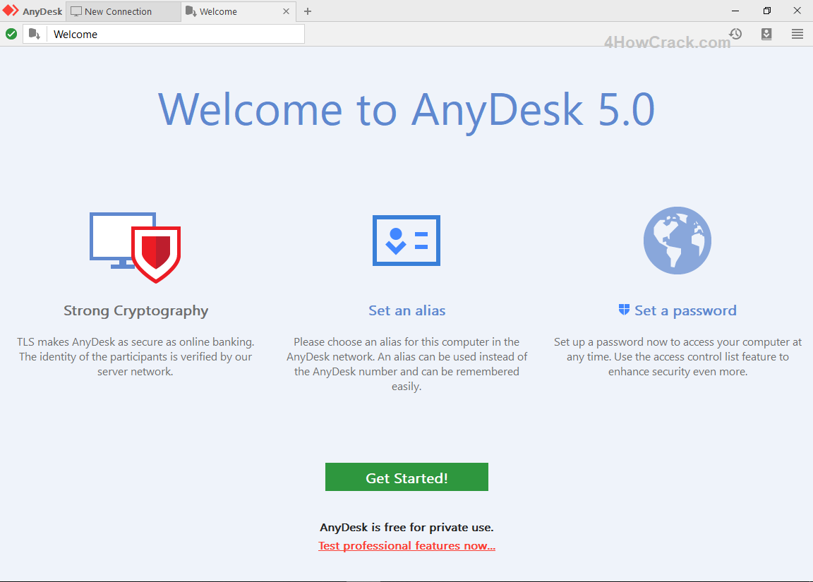 AnyDesk 5.4.2 Crack With Licence Key Updated 2020 Free Download
