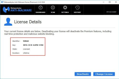 Malwarebytes Premium 2020 Crack + Full Version With License Key [Latest]