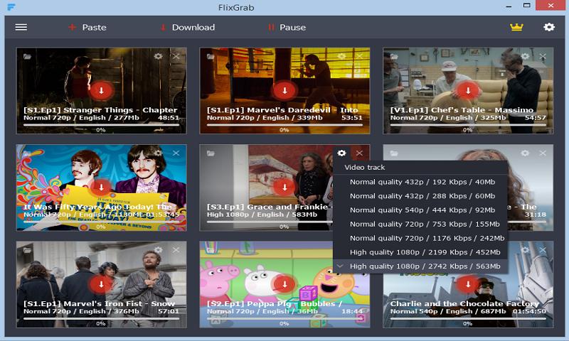 FlixGrab Premium 5.0.10.418 Plus Crack Download Free 2020 {Latest}