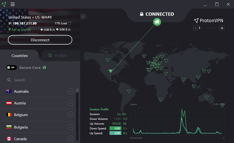 ProtonVPN 1.12.0 Plus Full Working Crack {Latest Version} Free Download 2020