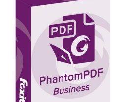 Foxit PhantomPDF Business 9.7.2.29539 Crack + Latest Version Download 2020