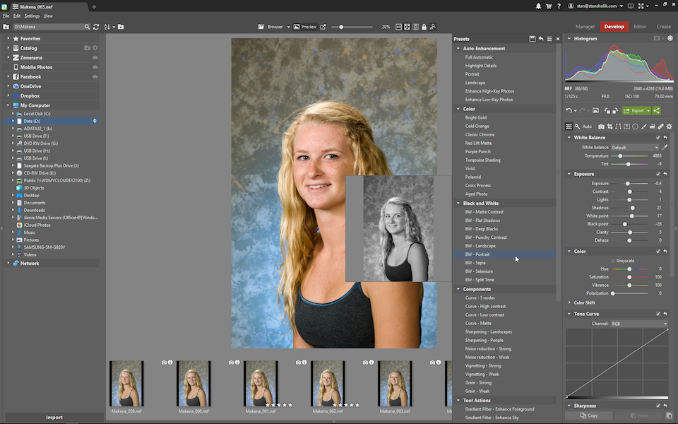 Zoner Photo Studio X 19.2103.2.324Crack + Activation Code Latest
