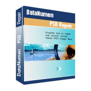 DataNumen PSD Repair Crack