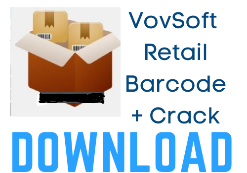 VovSoft Retail Barcode Crack 4.6 Free Download 2021
